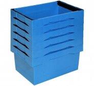 Вкладываемые и складные контейнеры